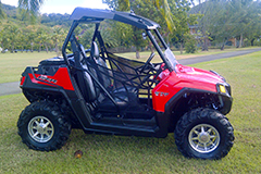 Polaris Buggy Rental