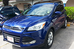 Ford Escape car rental