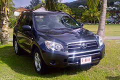 rental rav4 jeep