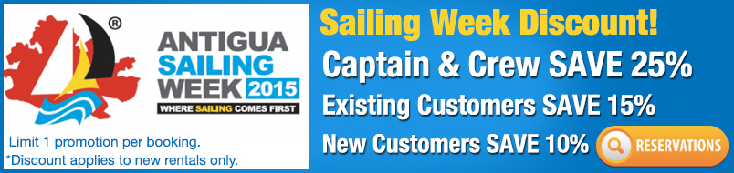 Sailing Week Car Rental Discounts!
