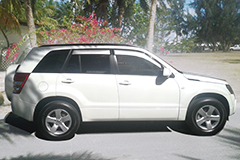 suzuki grand vitara rental jeep rental