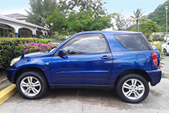 Jeep rental Rav4